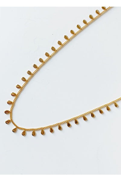 Phoebe Gold Plated Necklace