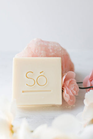So Luxury Lather Extra Gentle Cleansing Bar