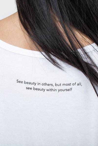 The Roster Quote T-Shirt White
