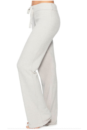 Barefoot Dreams CozyChic Light Women's Pant Silver