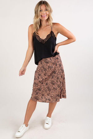 Wildcat Midi Skirt