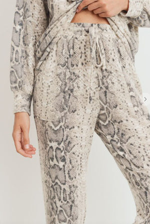 Brush Snake Lounge Pants