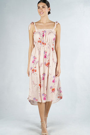 Gorgeous Printed Floral Maxi