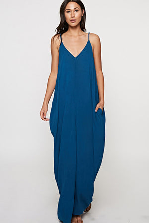 Gorgeous Cocoon Maxi Turquoise