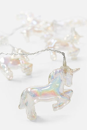 Majestic Unicorn String Lights