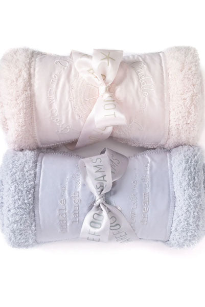 Barefoot Dreams Receiving Blanket