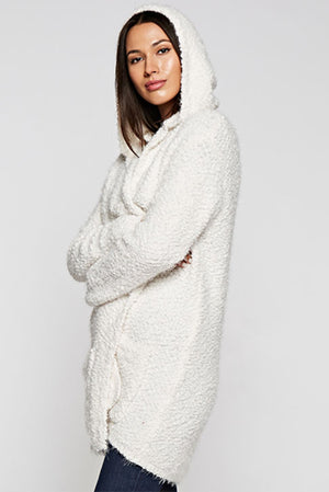 Cozy Ultra Soft Popcorn Cardigan
