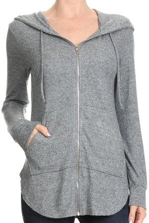 Freeloader Super Soft Zip Up Hoodie