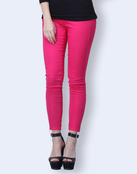 Daily Dose Fuchsia Pants