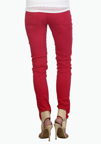 Essential Red Trousers - VS FASHIONS