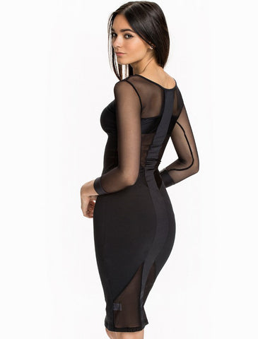 Plus Size Dress - VS FASHIONS