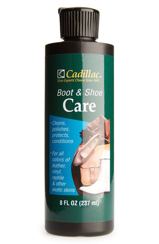 Cadillac Boot & Shoe Care Conditioner