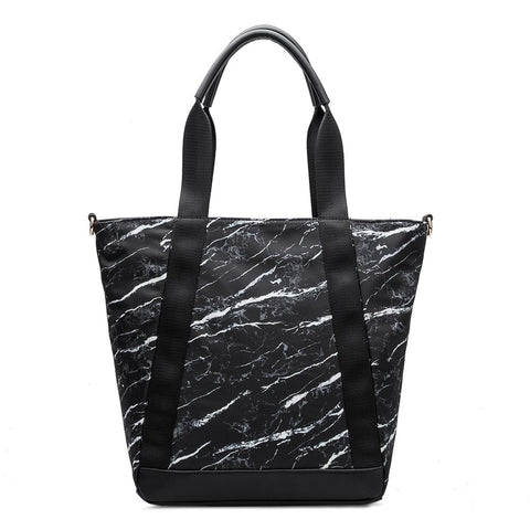 CT216 Black Iona Travel Tote