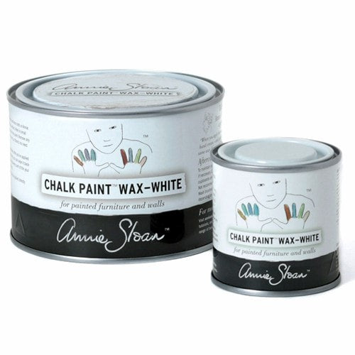 Annie Sloan Chalk Paint® Soft Wax - White