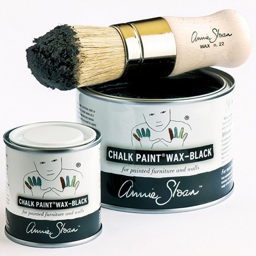 Chalk Paint® by Annie Sloan Soft Wax - Black