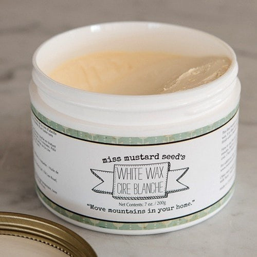 Miss Mustard Seed's Wax - White