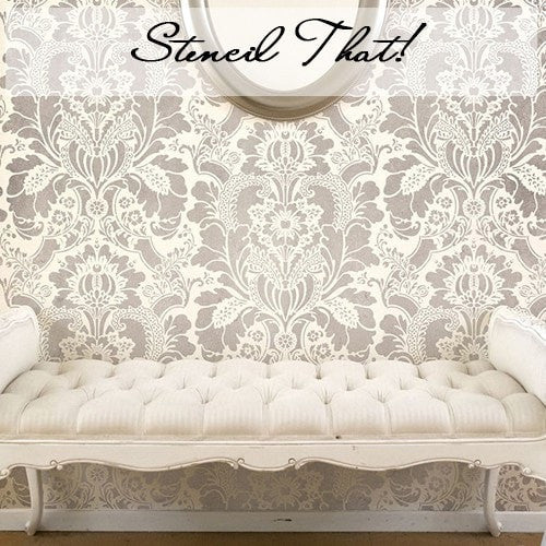 "Restored Home Lunch & Learn - Stenciling Workshop - ""Stencil That!"""