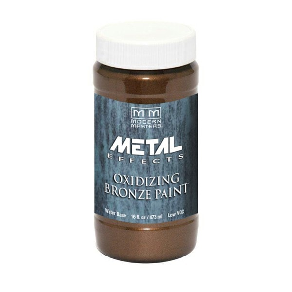 Modern Masters Metal Effects - Oxidizing Bronze Paint