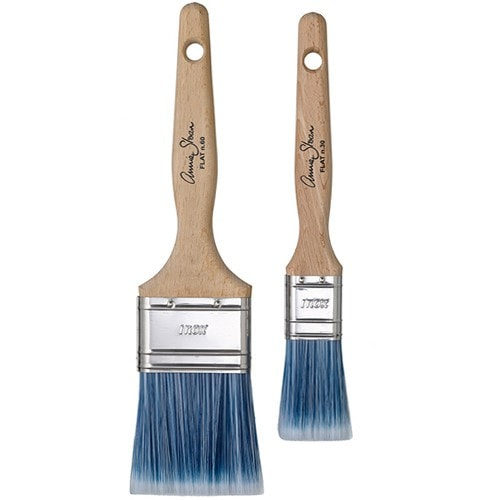 Annie Sloan Flat Paint Brush - Small