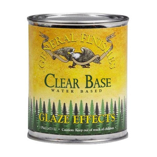 General Finishes Glaze Effects - Clear Base - PINT