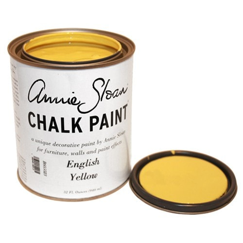 Chalk Paint® by Annie Sloan - English Yellow