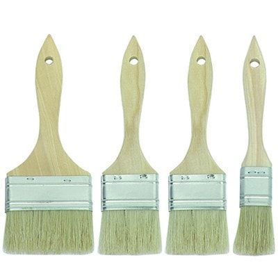 Restored Home Chip Brushes - Set of 4