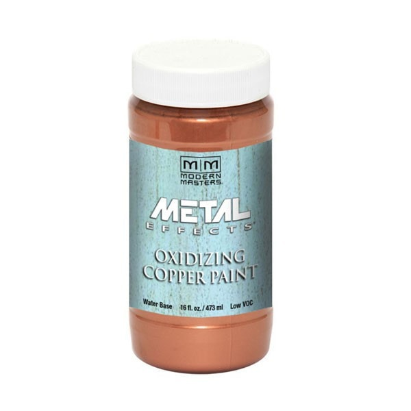 Modern Masters Metal Effects - Oxidizing Copper Paint