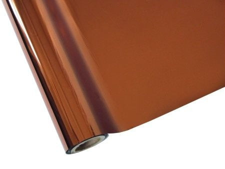 "Foil - Bronze 12.5"" x 5-ft Sheet"