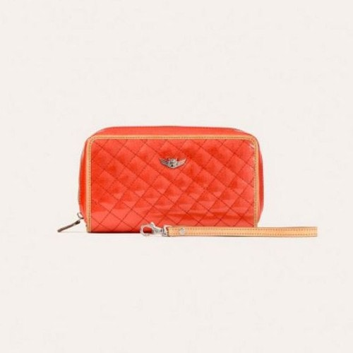 Consuela Wristlet Wallet - Cayenne - Candy Crush Collection
