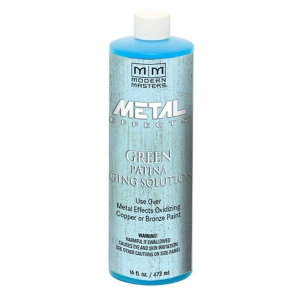 Modern Masters Metal Effects - Green Patina Aging Solution