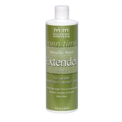 Modern Masters Metallic Paint Collection - Extender for Rolling