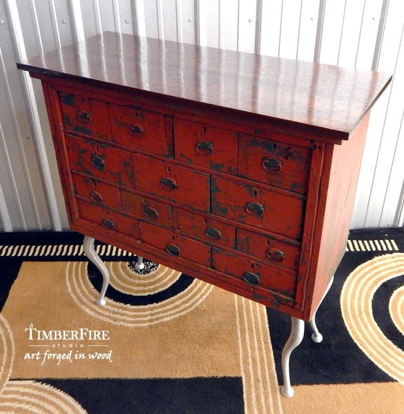 Timberfire Studios Multi Drawer Chest - Restyled