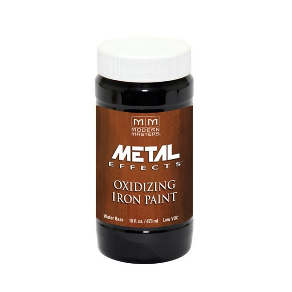 Modern Masters Metal Effects - Oxidizing Iron Paint