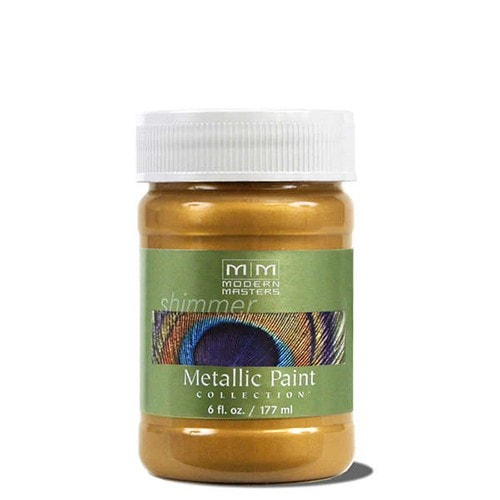 Modern Masters Metallic Paint - Pharaohs Gold