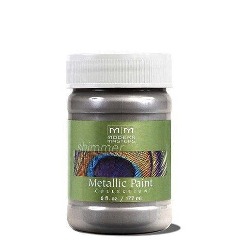 Modern Masters Metallic Paint - Platinum