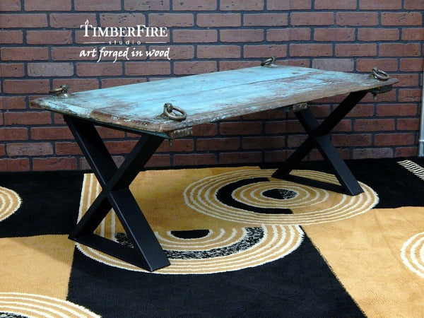 Timberfire Porch Swing Coffee Table