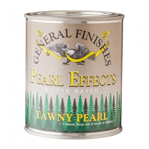 General Finishes - Pearl Effects - Tawny