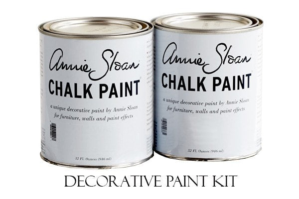 Decorative Paint Kit