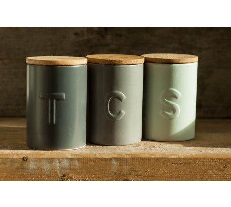 Fenwick Tea Canister - Adapt Avenue