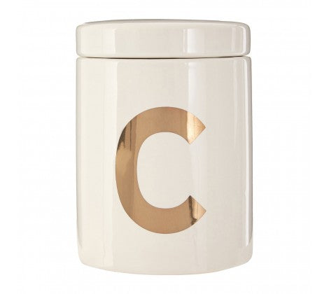 Mono Coffee Canister - Adapt Avenue