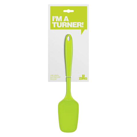 Zing - Silicone Turner, Lime Green - Adapt Avenue