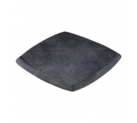 Grey Marble Set of 4 Square Coasters - Adapt Avenue