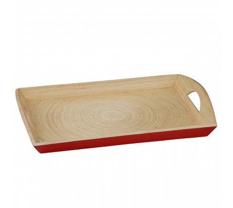 Kyoto Red Serving Tray - Adapt Avenue