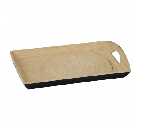 Kyoto Black Serving Tray - Adapt Avenue