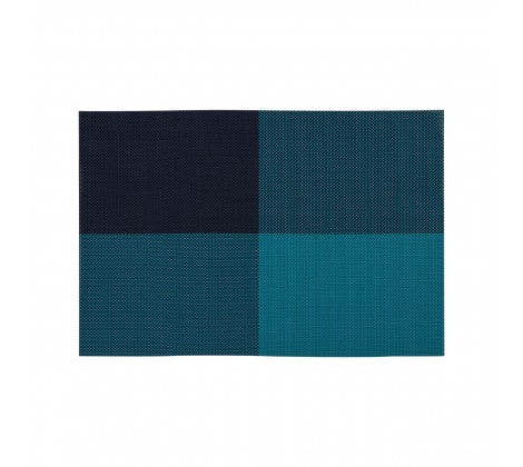 Set Of 4 Blue Placemats - Adapt Avenue