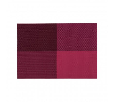 Set Of 4 Pink Placemats - Adapt Avenue