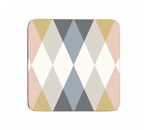 Cirque Set of 4 Coasters - Adapt Avenue