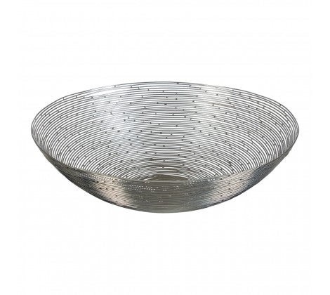 Hege Nickel Wire Decorative Bowl - Adapt Avenue