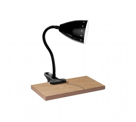Flexi Desk Lamp Black - Adapt Avenue