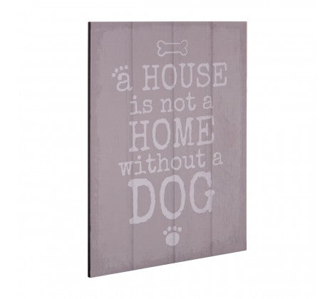 Dog Wall Plaque - Adapt Avenue